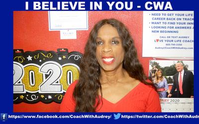 I BELIEVE IN YOU! CWA